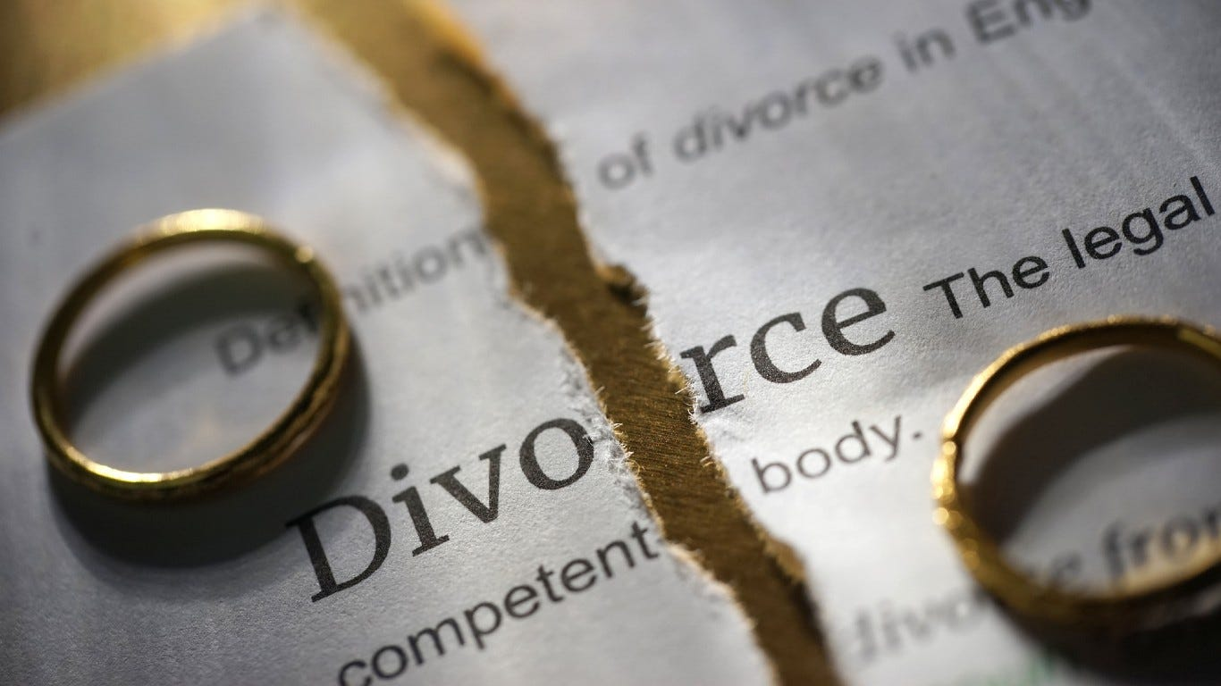 R.I. Divorce - What To Know